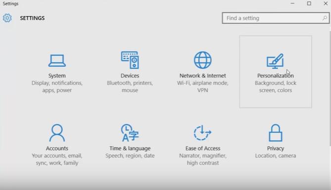 ما هي طريقة تغيير شكل قائمة ابدأ في ويندوز 10 1