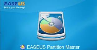 برنامج تقسيم الهارد ديسك easeus partition master كامل