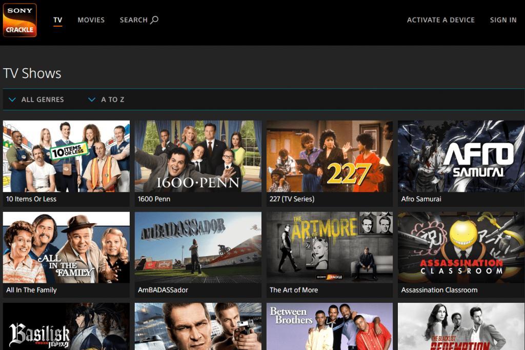 مواقع مشاهدة التليفزيون على شبكة الإنترنت بالمجان