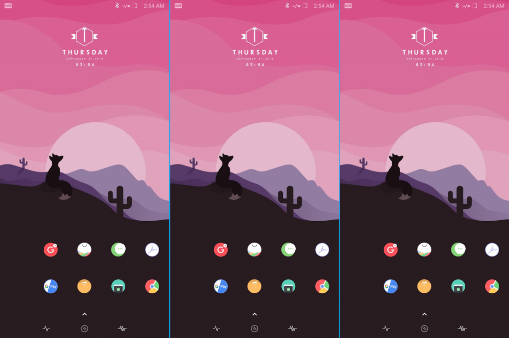 افضل مجموعة ثيمات لهواتف هواوي Huawei Themes