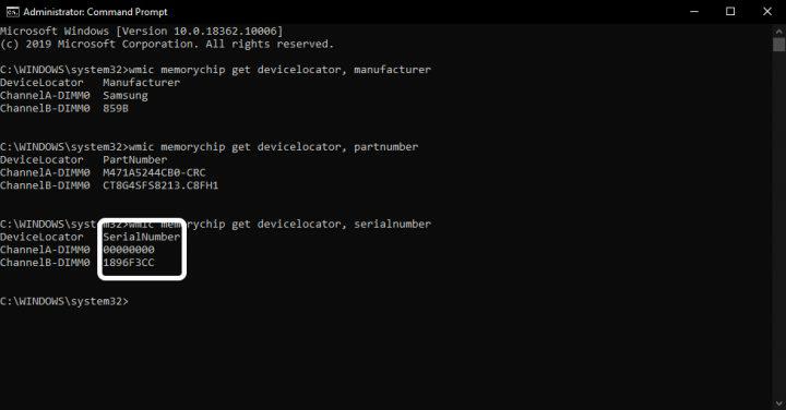 كيفية معرفة مواصفات ذاكرة الوصول العشوائي في جهازك 1