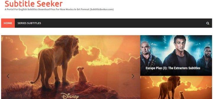 أفضل مواقع تحميل ترجمة الأفلام مجانا 3
