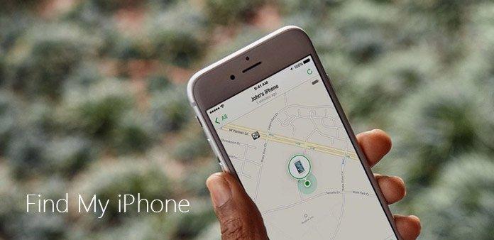 طريقة العثور على الايفون iPhon عند عدم الاتصال بالانترنت