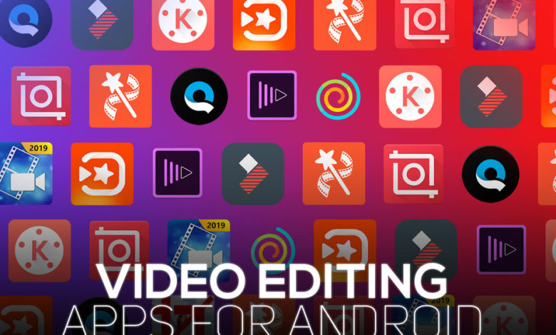 أفضل خمسة تطبيقات تحرير الفيديو بسهوله على أندرويد 1
