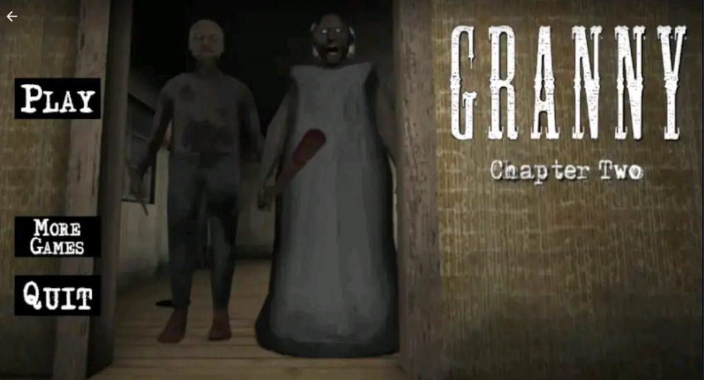 تحميل لعبة Granny الجزء الثاني للأندرويد 2020 1