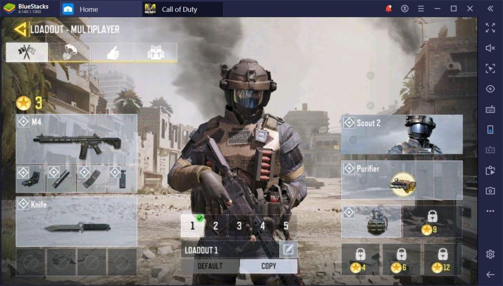 تشغيل لعبة كول أوف ديوتي على الكمبيوتر 2020 2