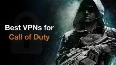 تطبيقات VPN لتشغيل كول أوف ديوتي