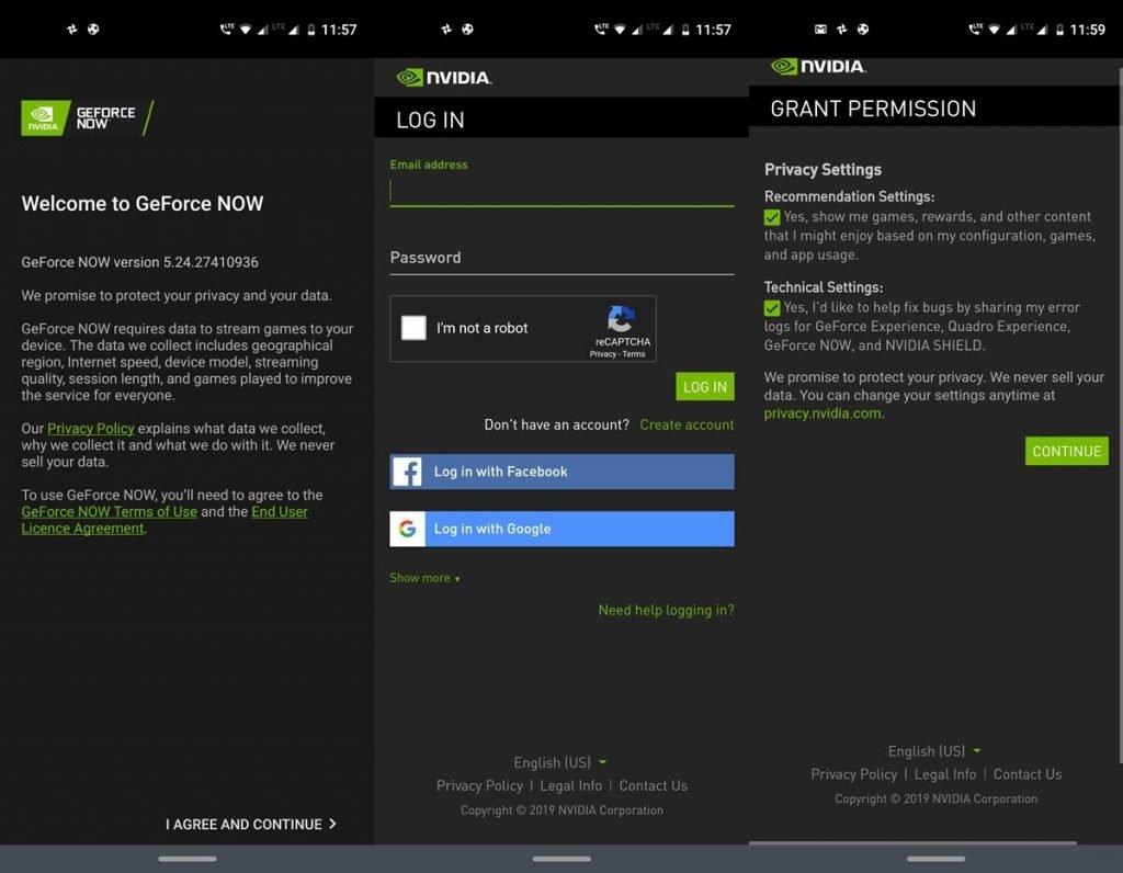 تحميل GeForce Now للأندرويد لتشغيل الألعاب القوية 1