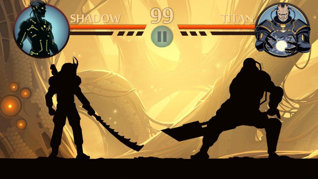 ألعاب القتال للأندرويد