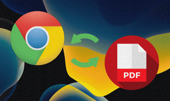 حفظ صفحات الويب كملف PDF على الأندرويد 1