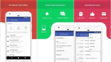 Photo of افضل 5 تطبيقات لإنشاء ومشاركة النماذج في اندرويد 2019