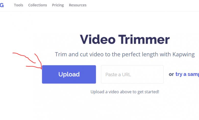 موقع Video Trimmer