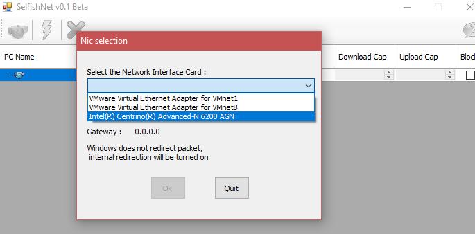 تحميل برنامج SelfishNet V2.0.3 EXE 2020 ويندوز 10 احدث اصدار وطريقة استخدامه 3