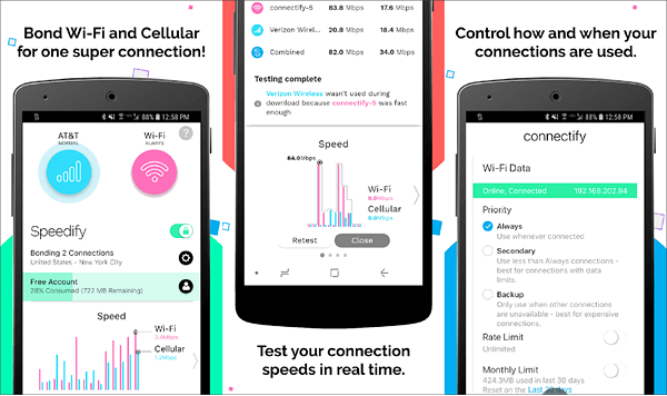 أسرع وأفضل 12 تطبيق VPN مجاني للاندرويد  2020 6