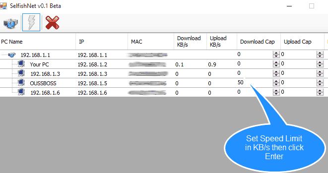 تحميل برنامج SelfishNet V2.0.3 EXE 2020 ويندوز 10 احدث اصدار وطريقة استخدامه 6