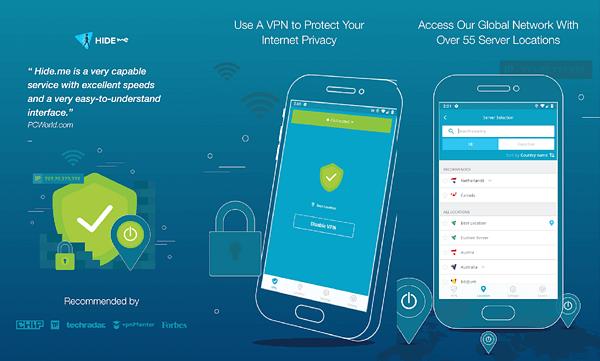 أسرع وأفضل 12 تطبيق VPN مجاني للاندرويد  2020 7