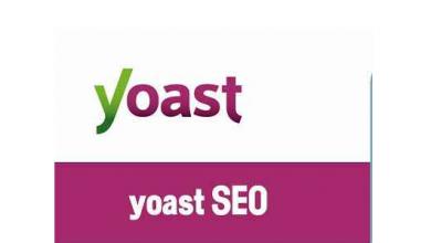 اضافة Yoast SEO