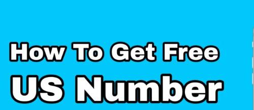أشهر المواقع والتطبيقات للحصول على رقم امريكي مجانًا 1