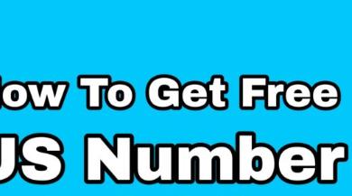 Photo of أشهر المواقع والتطبيقات للحصول على رقم امريكي مجانًا