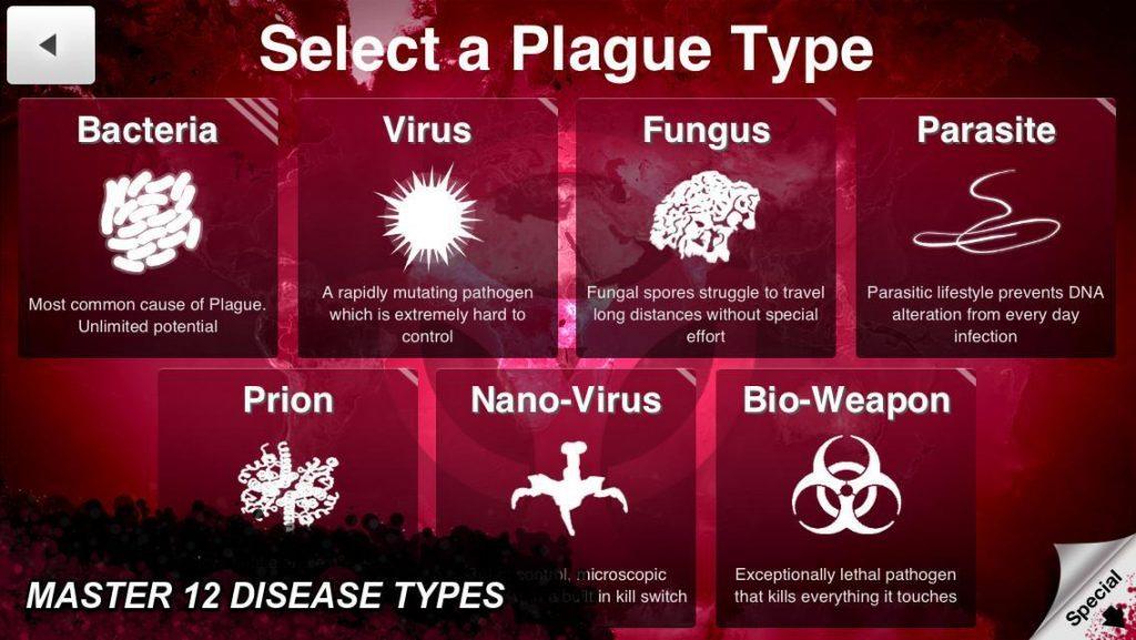 تحميل لعبة Plague Inc برابط مباشر 1