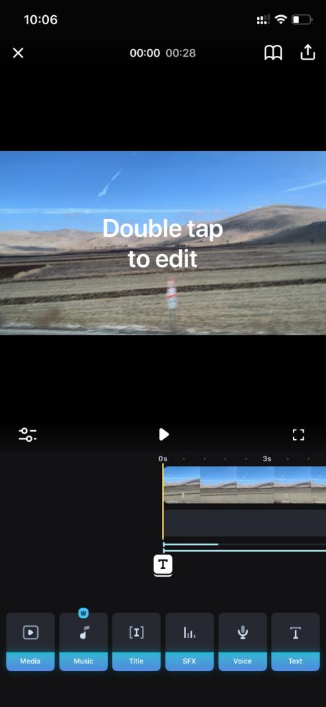 أفضل تطبيقات تعديل فيديو للايفون 3