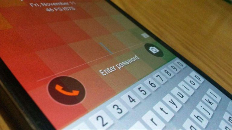 شرح كيفية استعادة كلمات المرور على هواتف الأندرويد 1