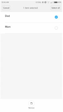 كيفية تسجيل المكالمات على هواتف شاومي 6