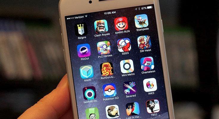 ملحقات الألعاب لهواتف الآيفون
