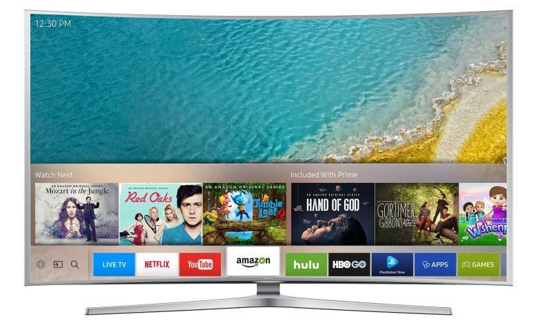 كيفية إعادة ضبط المصنع لتلفزيون سامسونج الذكي Samsung Smart TV 1