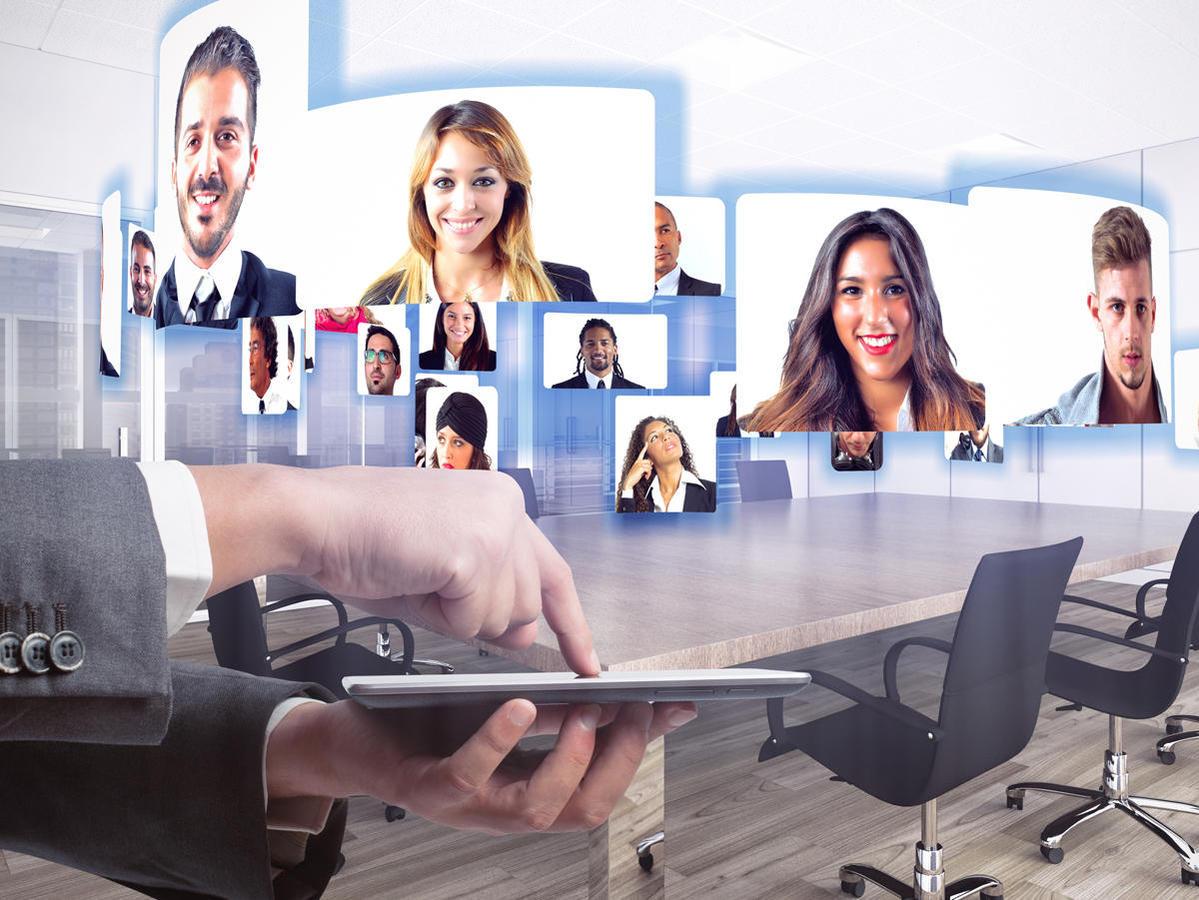 افضل برامج مجانيه لعقد مؤتمرات واجتماعات الفيديو 2020 10