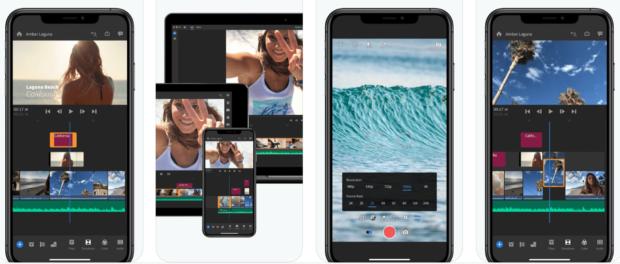 افضل تطبيقات تحرير فيديو انستقرام لاجهزة الاندرويد 6