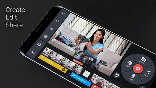 افضل تطبيقات تحرير فيديو انستقرام لاجهزة الاندرويد 4