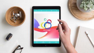 أفضل 6 تطبيقات تصميم الشعارات للأندرويد والتابلت مجانًا 2