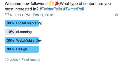 كيفية الحصول على عدد كبير من المتابعين على تويتر 3