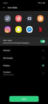 جميع مميزات وخصائص واجهة اوبو ColorOS 7 الجديدة 2