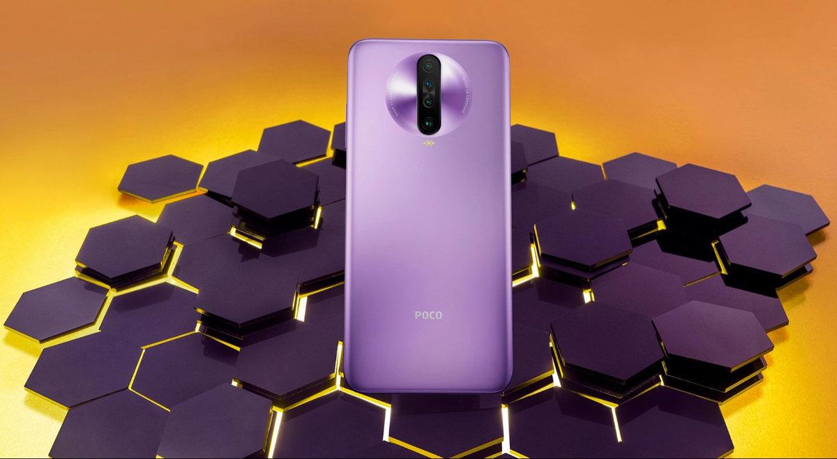 تحميل خلفيات هاتف POCO X2 الجديد من شركة بوكو 1