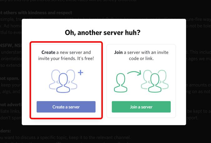 كيفية إنشاء وإدارة سيرفر Discord 3