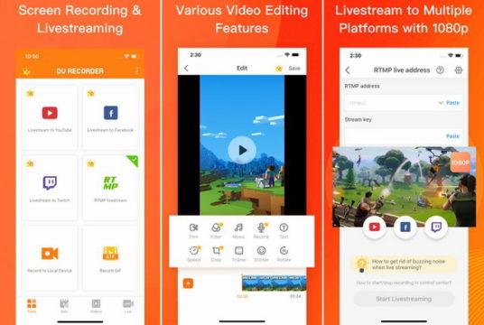أفضل 5 تطبيقات تسجيل شاشة للايفون 2020 5
