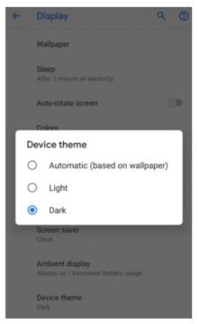 طريقة تفعيل ال Dark Mode في إنستقرام على هواتف الآندرويد والآيفون 3