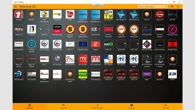 أفضل برامج IPTV لنظام ويندوز 10 4