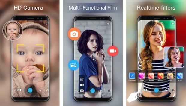 أفضل تطبيقات كاميرا لهواتف الاندرويد لعام 2020 2