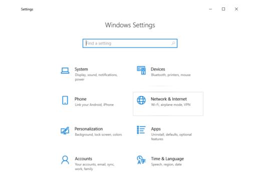طريقة إستخدام VPN على جهاز Xbox One 4