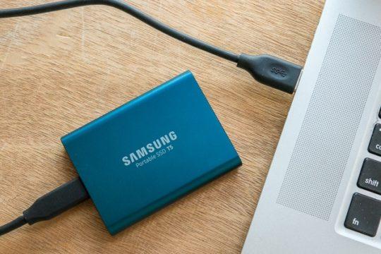 أفضل وحدات تخزين SSD محمولة لعام 2020 2