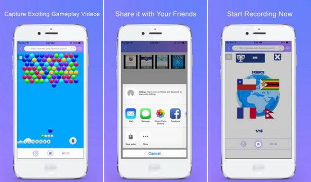 أفضل 5 تطبيقات تسجيل شاشة للايفون 2020 3