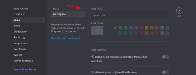 كيفية إنشاء وإدارة سيرفر Discord 12