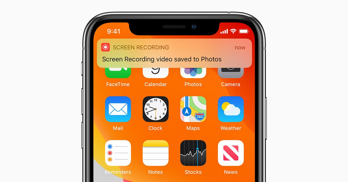 أفضل 5 تطبيقات تسجيل شاشة للايفون 2020 1
