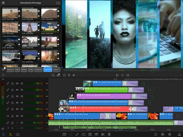 أفضل التطبيقات لدمج مقاطع الفيديو على ايفون و ايباد 5