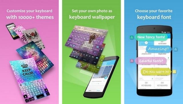 أفضل تطبيقات لوحة المفاتيح للأندرويد 2020 1