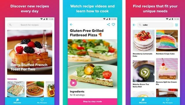 افضل تطبيقات الطبخ لاجهزة اندرويد 2020 3