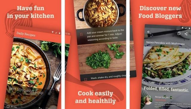 افضل تطبيقات الطبخ لاجهزة اندرويد 2020 6